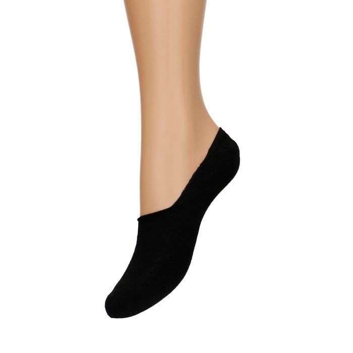 Sneakersokken unisex zwart - 3 paar