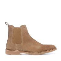 787e761de0b 20% Chelsea boots en daim - marron clair 69