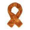 Camel teddy sjaal