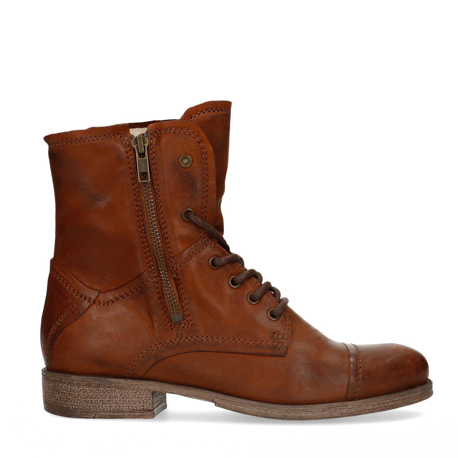 Combat boots Damesschoenen – SACHA