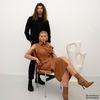 Vivian Hoorn x Sacha cognac enkellaarsjes met hak