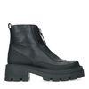 Zwarte boots met rits