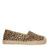 Cheetahprint espadrilles