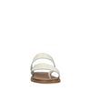 Off white leren slippers