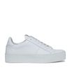 Platform sneakers wit