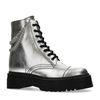 MarijeZuurveldxSacha metallic biker boots