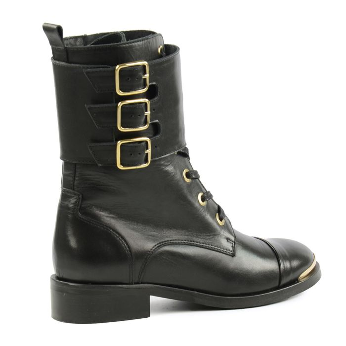 Buckle veterboots