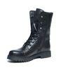 Zwarte combat boots
