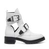 Witte cut out boots