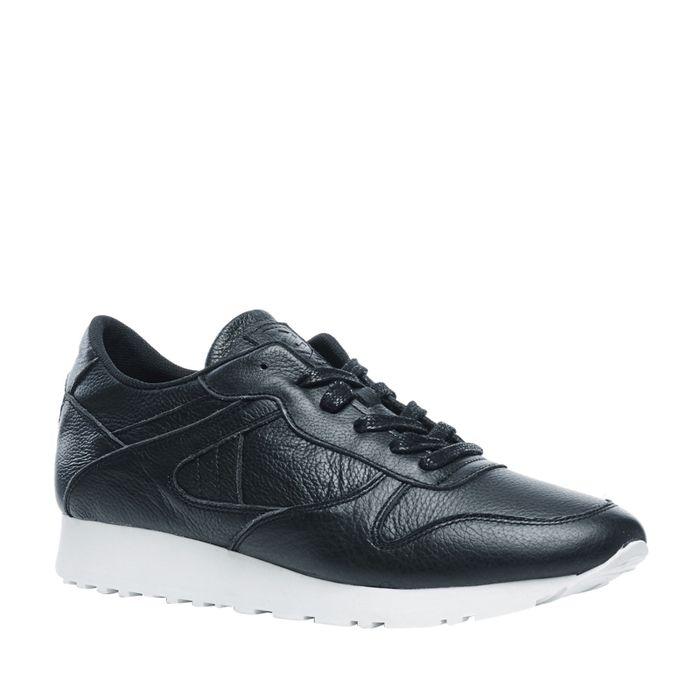 Sneakers lage zwart