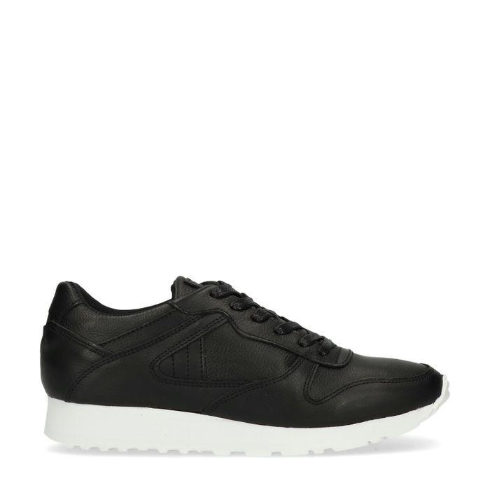 Lage sneakers zwart