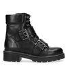 Zwarte hiker boots