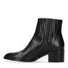 Chelsea boots met hak