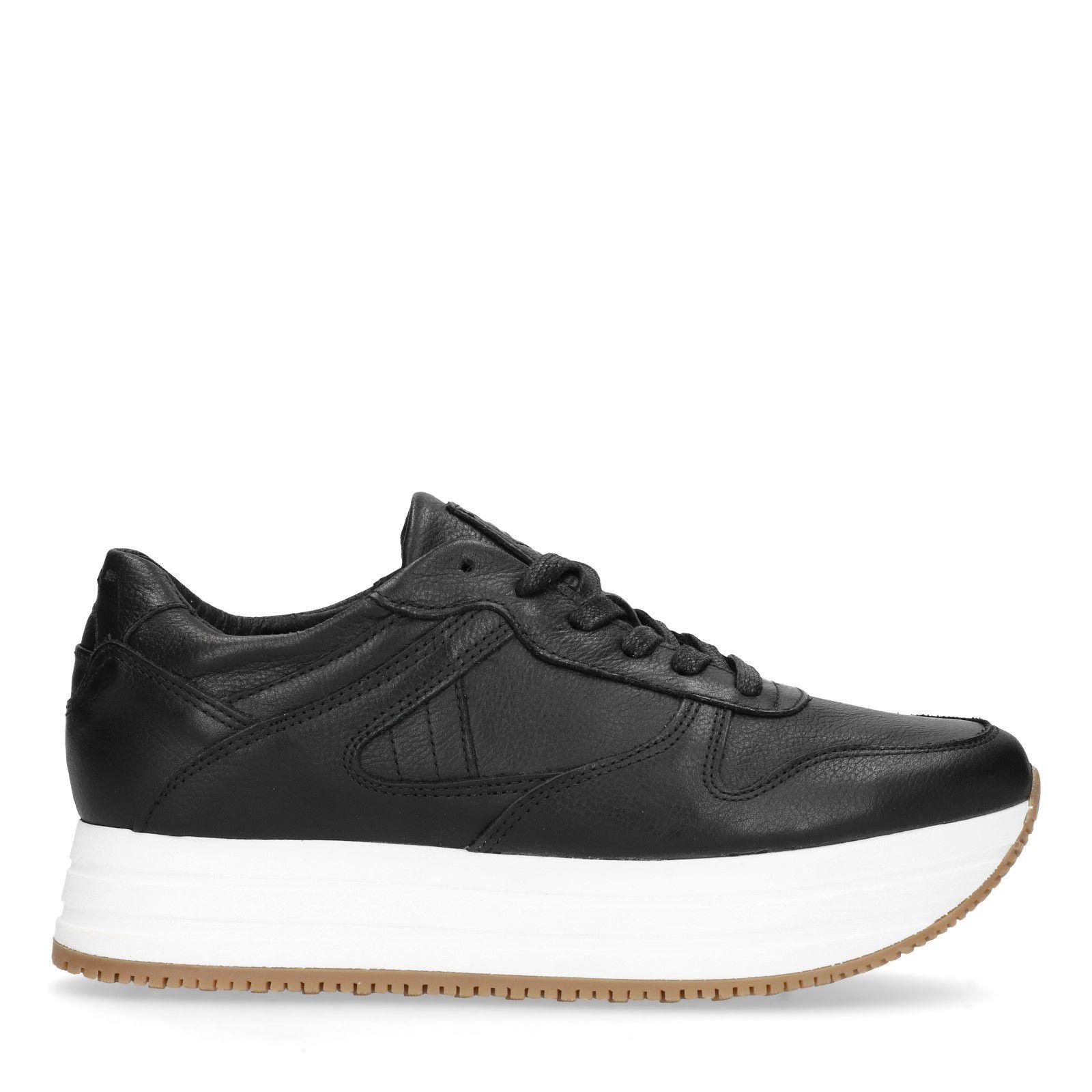 d8f66a256db Sacha Sneakers Zwarte Platform Damesschoenen Leren – SqPO6XB