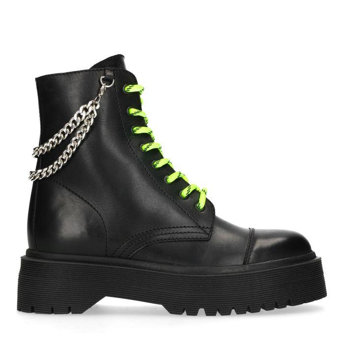MarijeZuurveldxSacha zwarte biker boots
