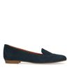 Donkerblauwe loafers
