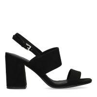 1335bde43d8 Sandales textile minimalistes - noir - femmes – SACHA