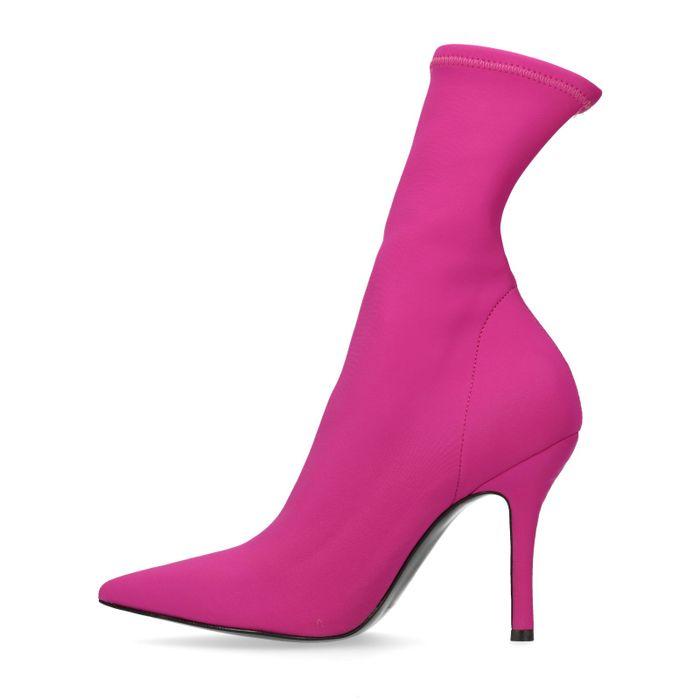 Roze sock boots