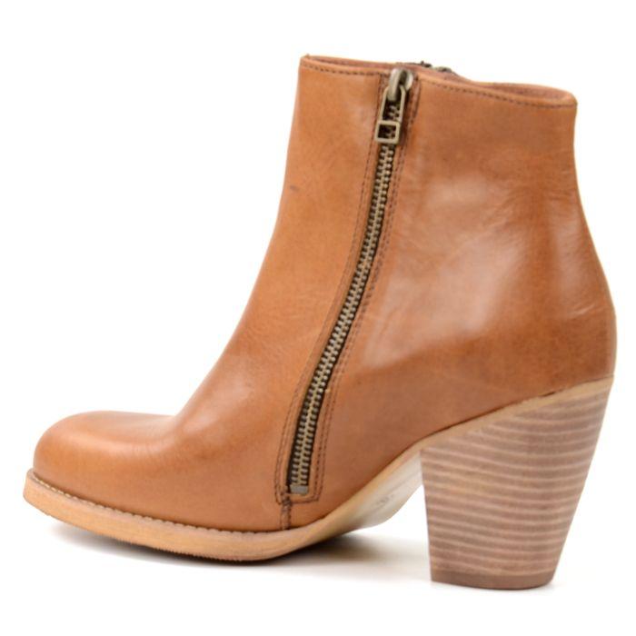 Pistol boots - marron