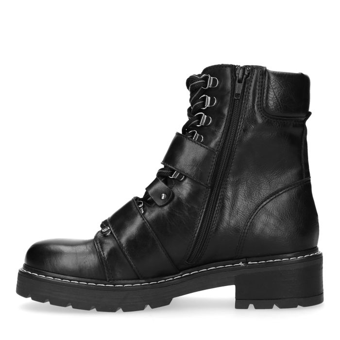 Bottines de rando - noir