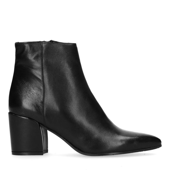 Bottines à talon - noir