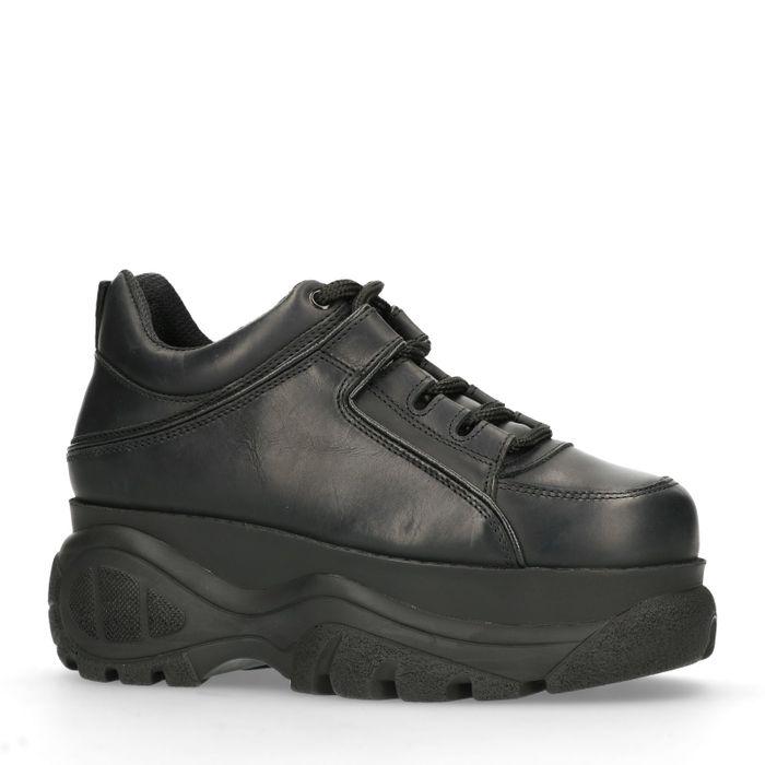 Dad shoes avec semelle plateau - noir