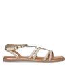 Sandales - doré