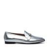 Loafers - argenté