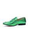 Loafers - vert