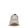 Baskets rétro en daim - beige
