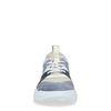 Dad shoes en daim avec détails colorés - bleu