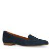 Loafers - bleu foncé