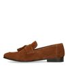 Loafers en daim - marron