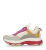 Dad shoes - rose/jaune
