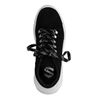 Dad shoes en daim - noir