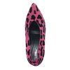 Chaussures à talon avec imprimé - rose