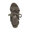 Sandales à talon - vert