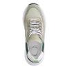 Baskets avec détails - gris