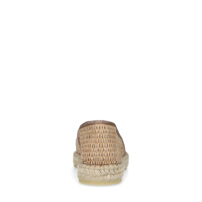 Espadrilles en corde - beige