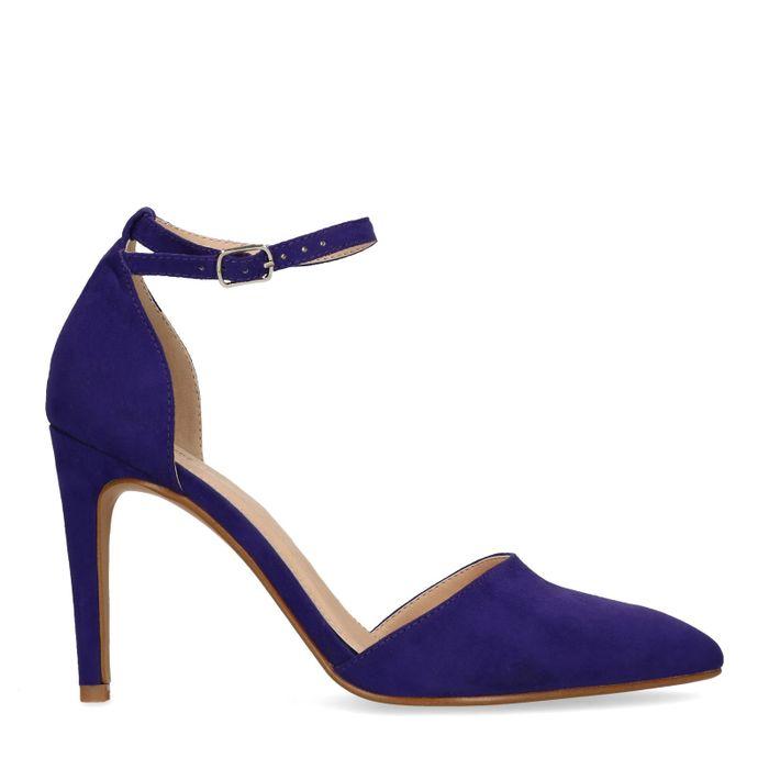Escarpins synthétique - violet