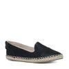 Espadrilles loafers - noir