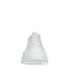 Dad shoes en textile - blanc