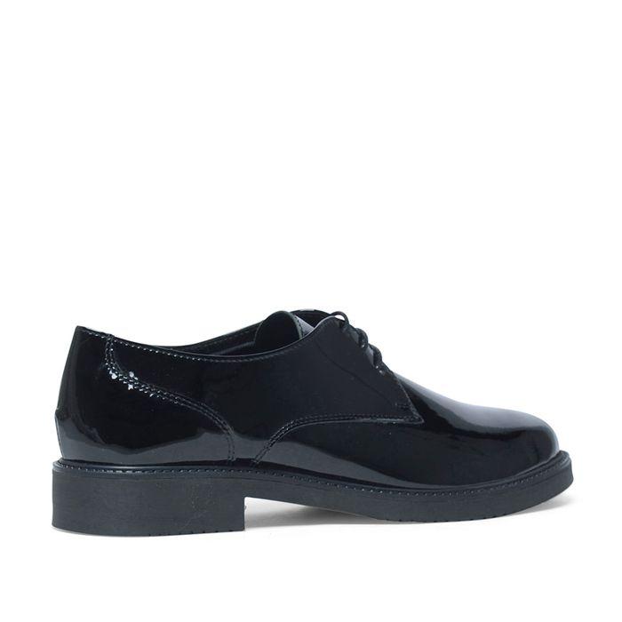 Chaussures vernies pour femmes - noir