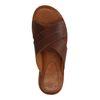 Bruine slippers
