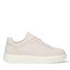 Off white leren sneakers