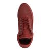 Bordeaux rode hoge sneakers