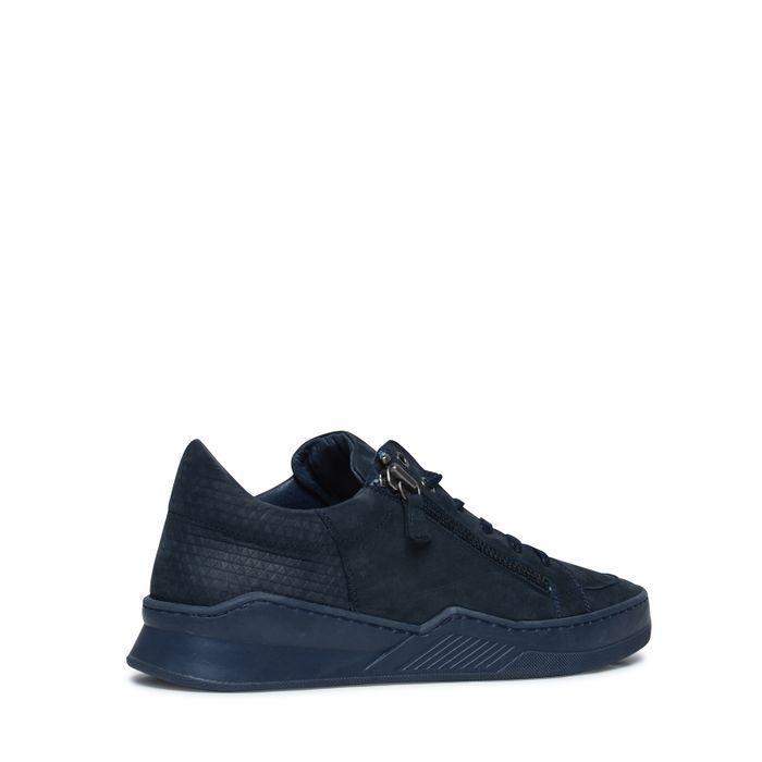 Sneakers donkerblauw
