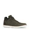 Hoge sneakers groen