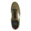 Khaki sneakers met details
