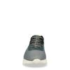 Grijze lage sneakers met details